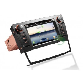 Android BMW E92 3 Series Coupe head unit DVD player GPS navigation system with 3G Wifi Radio Bluetooth-2