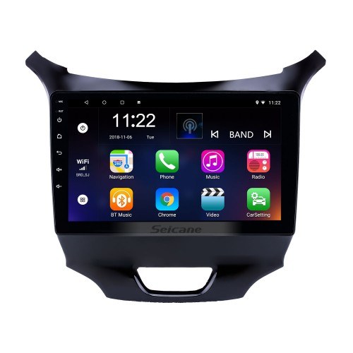 2015-2018 chevy Chevrolet Cruze Android 8.1 HD Touchscreen 9 inch Head Unit Bluetooth GPS Navigation Radio with AUX support OBD2 SWC Carplay
