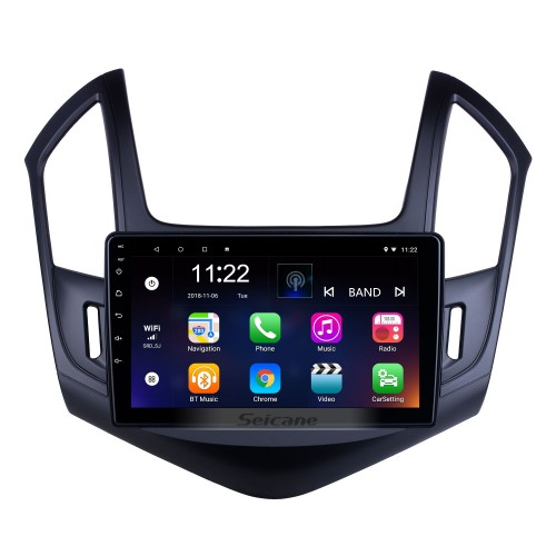 OEM 9 inch Android 10.0 for 2013 Chevy Chevrolet Cruze Radio with Bluetooth HD Touchscreen GPS Navigation System support Carplay