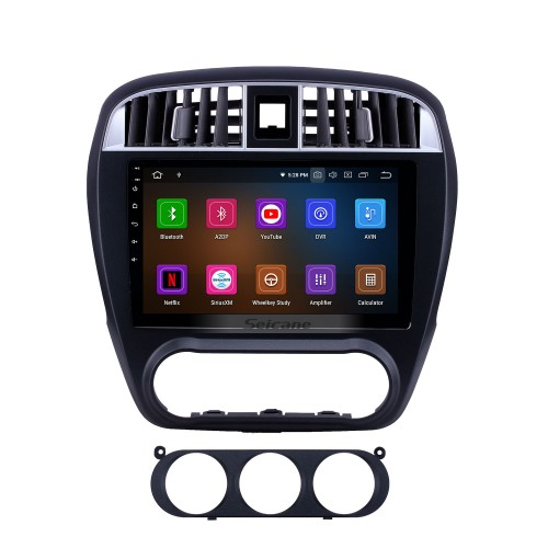 HD Touchscreen 2009 Nissan Sylphy Android 10.0 10.1 inch GPS Navigation Radio Bluetooth USB Carplay WIFI AUX support DAB+ Steering Wheel Control
