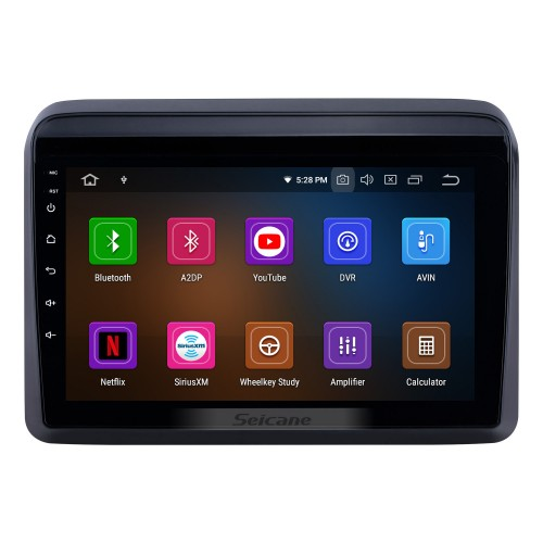 2018 2019 Suzuki ERTIGA Android 10.0 HD Touchscreen 9 inch Multimedia Player Bluetooth GPS Navigation Radio with USB FM MP5 wifi music support DVR SCW DVD Player Carplay OBD2