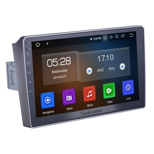 10.1 inch For 2007-2010 2011 2012 Lifan 520 Radio Android 9.0 GPS Navigation System Bluetooth HD Touchscreen Carplay support Digital TV