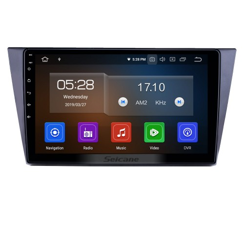 10.1 inch 2016-2018 VW Volkswagen Bora Android 9.0 GPS Navigation Radio Bluetooth HD Touchscreen AUX USB Carplay support Mirror Link