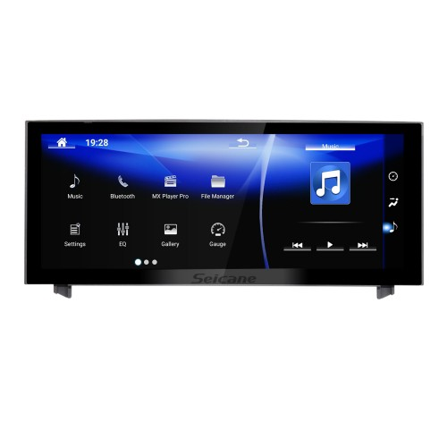 OEM 10.25 inch for 2013 2014 2015 2016 2017 2018 Lexus RC Android 7.1 HD Touchscreen Radio Bluetooth GPS Navigation support Carplay DAB+ OBD2 TPMS
