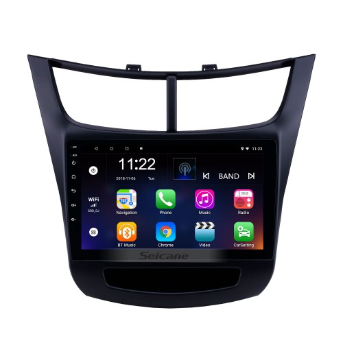 2015-2016 Chevy Chevrolet New Sail 9 inch Android 8.1 HD Touchscreen Bluetooth GPS Navigation Radio USB AUX support Carplay 3G WIFI Mirror Link