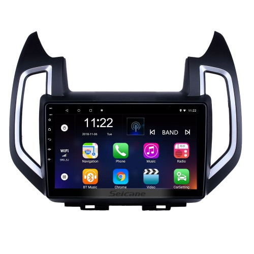 10.1 inch Android 8.1 GPS Navigation Radio for 2017-2019 Changan Ruixing with HD Touchscreen Bluetooth USB AUX support Carplay SWC TPMS