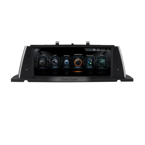 10.25 inch Android 10.0 for BMW 5 Series F07 GT(2013-2017) NBT Radio GPS Navigation System With HD Touchscreen Bluetooth support Carplay