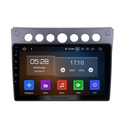 HD Touchscreen 9 inch Android 10.0 for 2009-2013 2014 2015 Proton Lotus L3 Radio GPS Navigation System Bluetooth Carplay support DSP TPMS