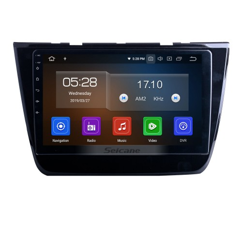 HD Touchscreen for 2017 2018 2019 2020 MG-ZS Radio Android 10.0 10.1 inch GPS Navigation System Bluetooth WIFI Carplay support DSP
