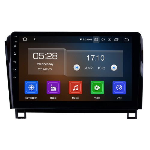 2006-2014 Toyota Sequoia HD Touchscreen 10.1 inch Android 9.0 GPS Navigation Radio with USB Bluetooth AUX Support 3G Digital TV Backup camera TPMS