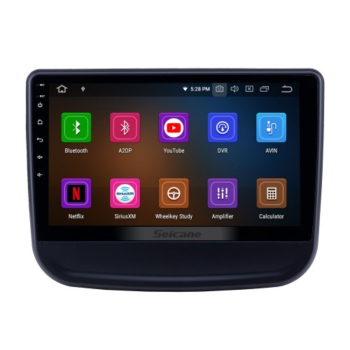 10.1 inch 2016-2018 chevy Chevrolet Equinox Android 9.0 GPS Navigation Radio Bluetooth HD Touchscreen Carplay support Mirror Link
