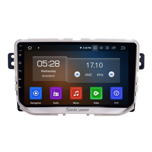 9 inch For 2017 Great Wall Haval H2(Red label) Radio Android 10.0 GPS Navigation System Bluetooth HD Touchscreen Carplay support OBD2 DAB+