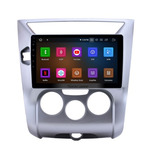 10.1 inch 2012-2016 Venucia D50/R50 Android 9.0 GPS Navigation Radio WIFI Bluetooth HD Touchscreen Carplay support Mirror Link