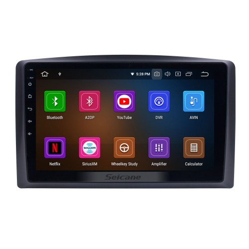 Android 10.0 for 2014 2015 2016-2018 Mercedes Benz Vito Radio 10.1 inch GPS Navigation System with HD Touchscreen Carplay Bluetooth support Digital TV