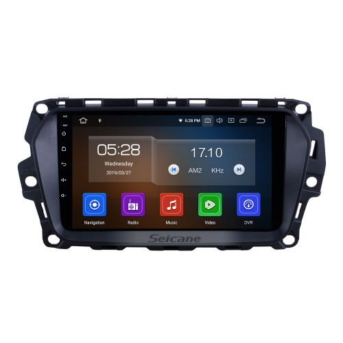 OEM 9 inch Android 10.0 for 2017 Great Wall Haval H2(Blue label) Radio Bluetooth HD Touchscreen GPS Navigation System Carplay support DVR