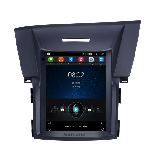 Android 9.1 9.7 inch for 2012 2013 2014 2015 2016 Honda CRV Radio with HD Touchscreen GPS Navigation System Bluetooth support Carplay TPMS