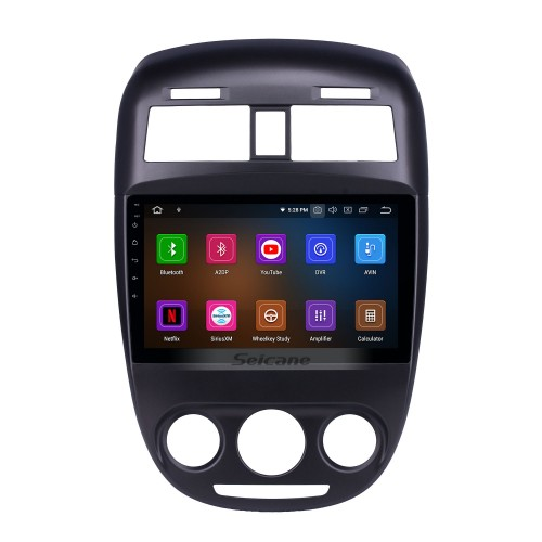 10.1 inch 2008-2018 Buick Excelle Android 9.0 GPS Navigation Radio Bluetooth HD Touchscreen Carplay support Mirror Link