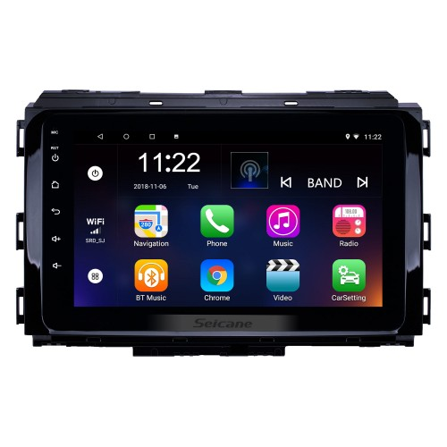 8 inch HD Touchscreen Android 8.1 2014-2019 Kia Carnival GPS Navigation Radio with USB WIFI Bluetooth support SWC Carplay Steering Wheel Control
