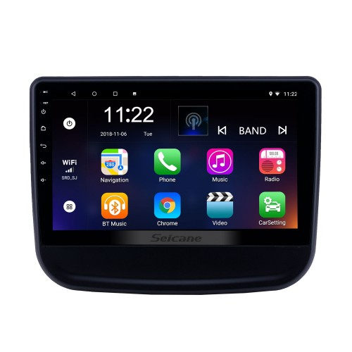 10.1 inch Android 8.1 GPS Navigation Radio for 2016-2018 chevy Chevrolet Equinox with HD Touchscreen Bluetooth USB support Carplay TPMS