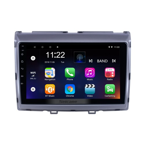 For 2011 Mazda 8 Radio 9 inch Android 10.0 HD Touchscreen GPS Navigation System with WIFI Bluetooth support Carplay TPMS