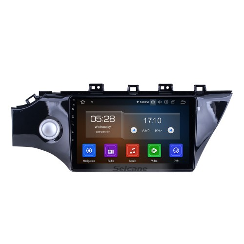 For 2017 2018 Kia K2 Radio 10.1 inch Android 10.0 HD Touchscreen Bluetooth with GPS Navigation System Carplay support 1080P