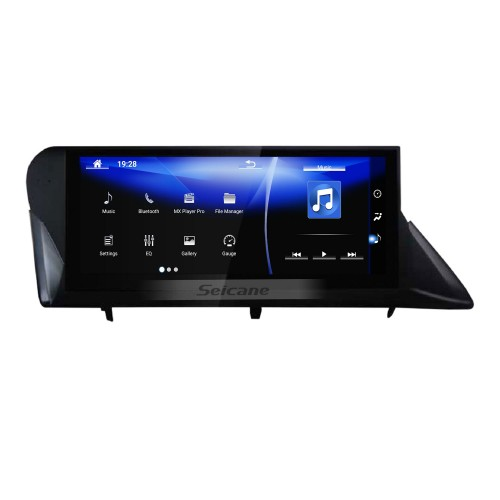 OEM 10.25 inch for 2009 2010 2011 2012 2013 2014 LEXUS RX Radio Android 7.1 Bluetooth HD Touchscreen GPS Navigation support Carplay TPMS