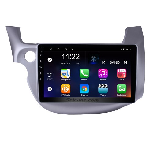 2007 2008 2009-2013 Honda Fit 10.1 inch Android 6.0 HD 1024*600 Touchscreen GPS Navigation system with Bluetooth WIFI Mirror link Steering Wheel Control