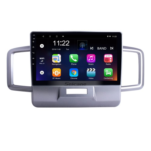 OEM 10.1 inch Android 10.0 for 2011 2012 2013 2014 Honda Freed Radio with Bluetooth HD Touchscreen GPS Navigation System support Carplay