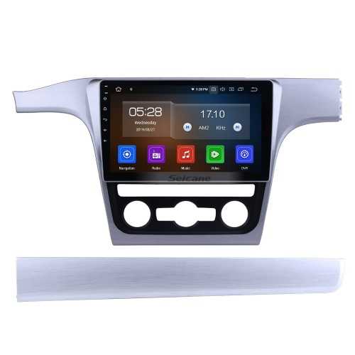 10.1 inch 2014-2015 VW VolksWagen Passat Android 9.0 In Dash Radio Bluetooth Car GPS Navigation System TV Mirror Link IPhone 3G WiFi USB SD