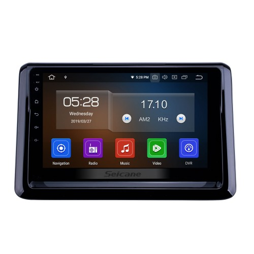 9 inch Android 10.0 Radio for 2014 Toyota Noah Bluetooth WIFI USB HD Touchscreen GPS Navigation Carplay support DAB+ DVR