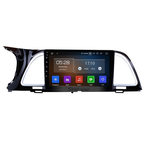 10.2 Inch 2014 2015 KIA K4 Android 7.1 GPS Navigation system Radio Capacitive Touch Screen TPMS DVR OBD II Rear camera AUX USB SD 3G WiFi Steering Wheel Control HD 1080P Video Bluetooth