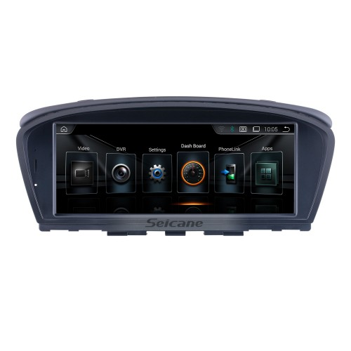 8.8 inch Android 10.0 For BMW 5 Series E60(2009-2010)/3 Series E90(2009-2012) CCC Radio GPS Navigation System With HD Touchscreen Bluetooth support Carplay