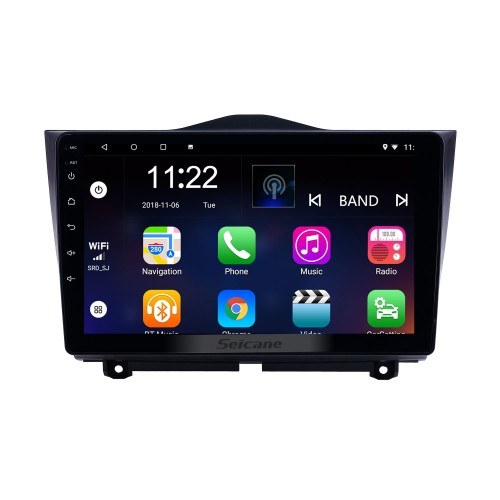 HD Touchscreen 9 inch Android 8.1 GPS Navigation Radio for 2018-2019 Lada Granta with Bluetooth AUX WIFI support Carplay DAB+ DVR OBD