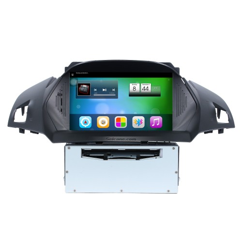 8 inch Android 8.1 2011-2017 Ford KUGA C-Max Radio DVD GPS Navigation with Touch Screen Bluetooth 3G Wifi TPMS DVR OBD2 Rear Camera AUX Steering Wheel Control 1080P Mirror Link
