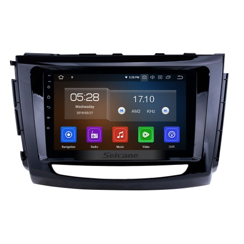 Android 9.0 9 inch GPS Navigation Radio for 2012-2016 Great Wall Wingle 6 RHD with HD Touchscreen Carplay Bluetooth support Digital TV
