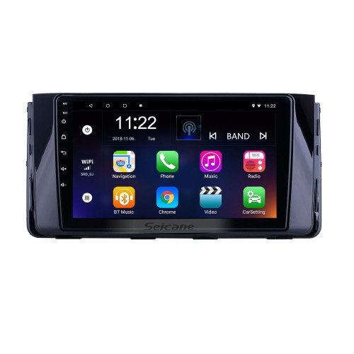 For 2016 Hyundai H350 Radio 9 inch Android 10.0 HD Touchscreen GPS Navigation System with Bluetooth support Carplay OBD2