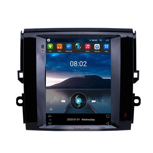 9.7 inch Android 10.0 2013 Toyota Reiz GPS Navigation Radio with HD Touchscreen Bluetooth Music support Carplay Mirror Link