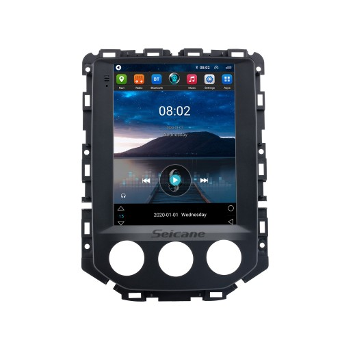 2020 SGMW BaoJun 530 9.7 inch Android 10.0 GPS Navigation Radio with HD Touchscreen Bluetooth WIFI AUX support Carplay Rearview camera
