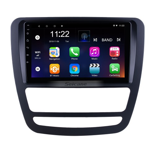 For 2018 JAC Shuailing T6/T8 Radio 9 inch Android 10.0 HD Touchscreen GPS Navigation System with Bluetooth support Carplay OBD2