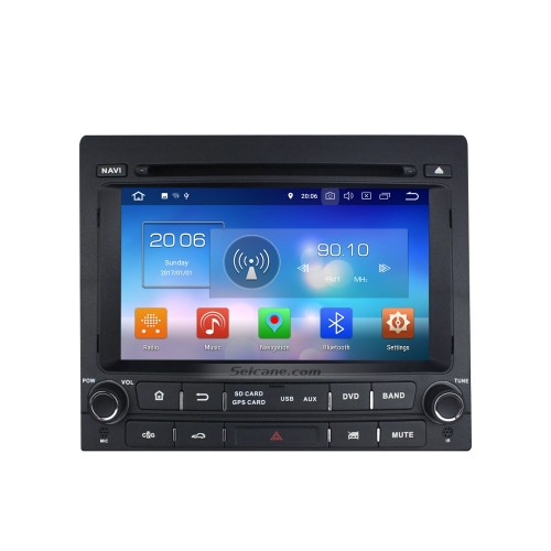 Android 8.0 Aftermarket GPS navigation system for  Peugeot 405 with DVD player  Radio Bluetooth Mirror link  HD touch screen OBD DVR  Backup camera TV USB SD 3G WIFI