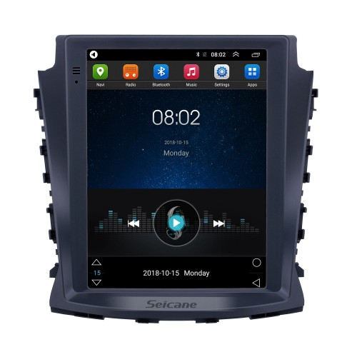 2017 Changan CS75 9.7 inch Android 9.1 GPS Navigation Radio with HD Touchscreen Bluetooth WIFI support Carplay Rear camera