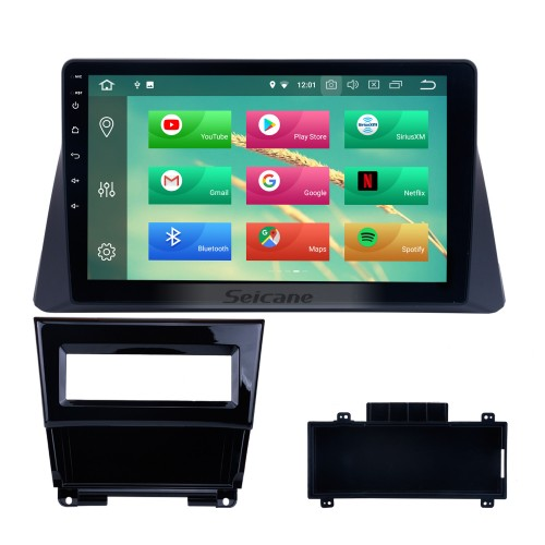 2008-2013 Honda Accord 8 Android 8.0 10.1 inch HD Touchscreen GPS Navigation Auto Radio Bluetooth Phone USB Carplay SWC WIFI Music support DVR TPMS OBD2