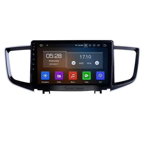 10.1 inch For 2016 Honda Pilot Radio Android 10.0 GPS Navigation System WIFI Bluetooth HD Touchscreen Carplay support Digital TV DSP