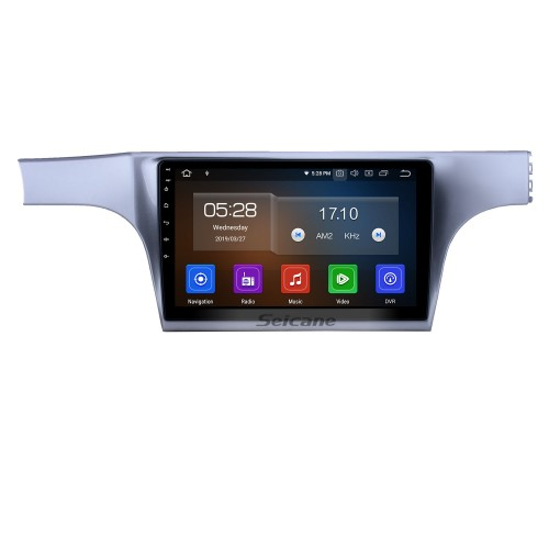 10.1 inch 2012-2015 VW Volkswagen Lavida Android 9.0 GPS Navigation Radio Bluetooth HD Touchscreen AUX Carplay support Mirror Link