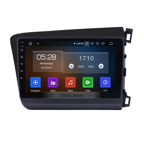 10.2 Inch 2014 2015 VW Volkswagen PASSAT Android 4.4 Capacitive Touch Screen Radio GPS Navigation system with Bluetooth TPMS DVR OBD II Rear camera AUX USB SD 3G WiFi Steering Wheel Control Video