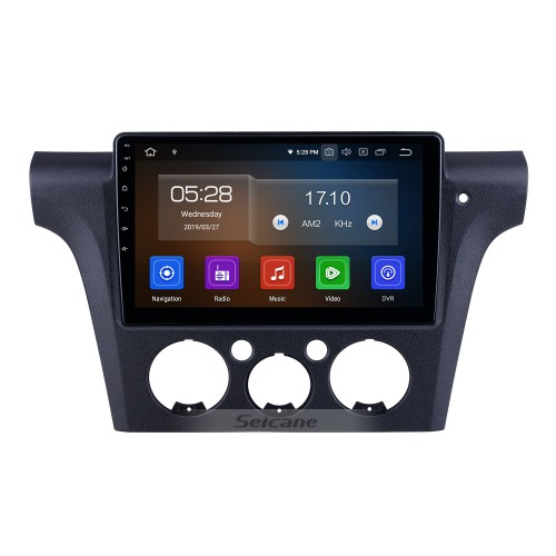 HD Touchscreen 10.1 inch for 2001-2004 2005 Mitsubishi Airtrek/Outlander Radio Android 10.0 GPS Navigation System Bluetooth Carplay support DSP