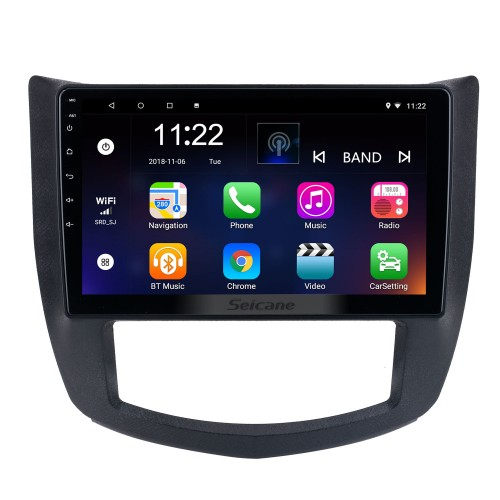 10.1 inch Android 10.0 for 2013-2017 SGMW Hongguang Radio GPS Navigation System With HD Touchscreen Bluetooth support Carplay OBD2