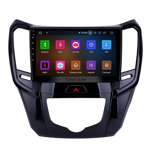 10.1 inch Android 9.0 Radio for 2014 2015 Great Wall M4 Bluetooth Wifi HD Touchscreen GPS Navigation Carplay USB support DVR OBD2 Rearview camera