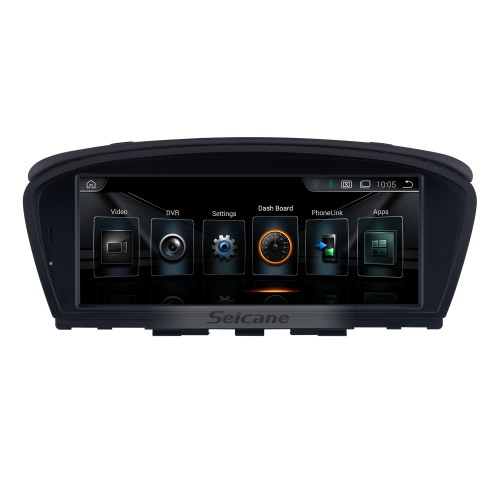 8.8 inch Android 10.0 For BMW 5 Series E60 2009-2010 3 Series E90 2009-2012 CCC Radio GPS Navigation System With HD Touchscreen Bluetooth support Carplay