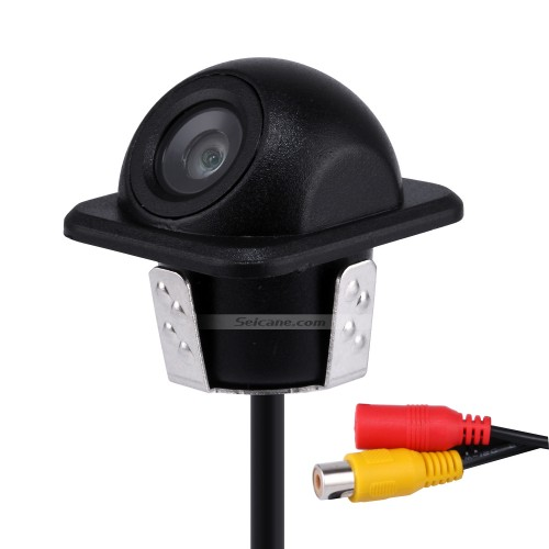 Car Parking Assistance system 170 Degree Hi-definition Color CCD Wide Angle HD Backup Reversing Camera With Waterproof Night Vision